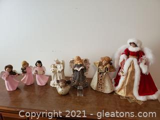 Nine Angel Decor