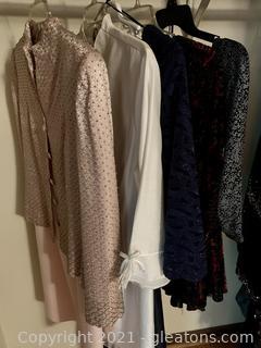 Women's Dressy Clothing Lot