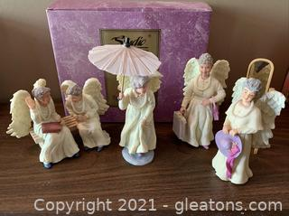 T.E. Rubel Signature Heaven's Retired Angels Collection
