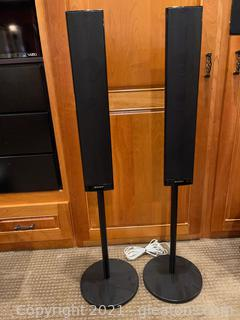 Sony SS-TS95 Tower Speakers Set of 2