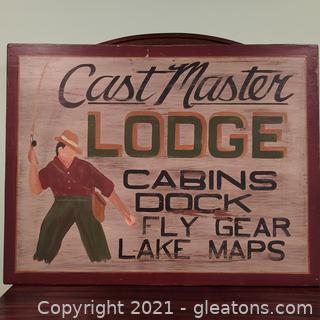 Cast Master Lodge-Cabin Wall Decor