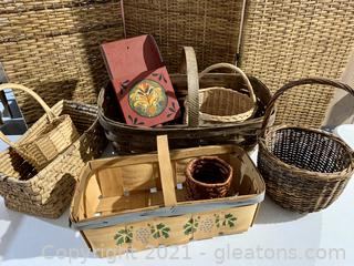 Appealing Charming Basket Collection