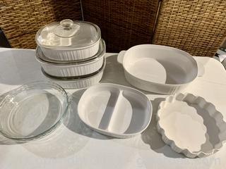 Useful Corningware and Pyrex Lot
