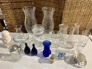 Glass Glass and More Lot