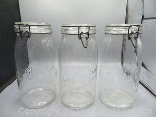 Le Parfait Super Jars – French Glass (3)