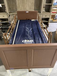 Invacare G-Series Full Electric Bed