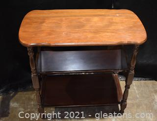 3 -Tier Side Table