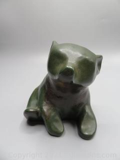 Arabia Finland Eerola Ceramic Bear Figurine