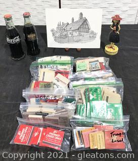 Collectors Items Lot
