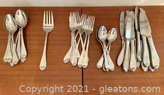 Towle Stainless Flatware Set