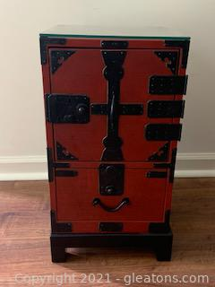 Japanese Accessory Chest
