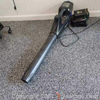 Kobalt KHB 400B Battery Powered Blower