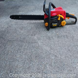Homelife Gas Powered Chainsaw