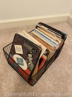 Set of Vintage Records