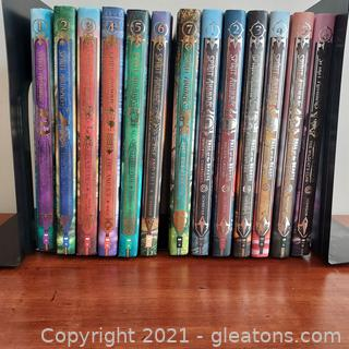 Spirit Animals 13 Book Set Series 1 and 2 Collection