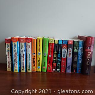 Treasure Trove of Books for Young Readers