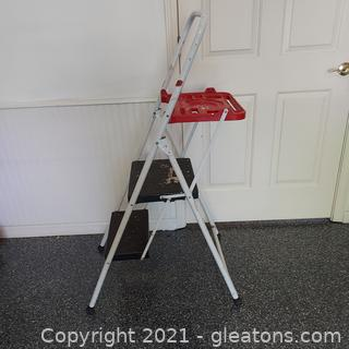 2 Step Painters Ladder