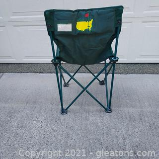 Masters Folding Spectator's Chair