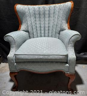 Fabulous Wingback Accent Chair