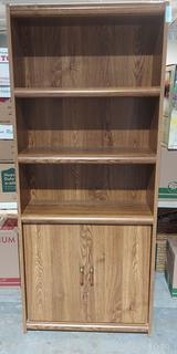 Lovely Bookcase with Doors