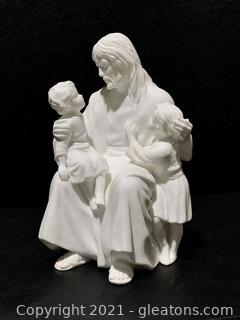 """""""The Children's Blessing"""" Figurine by Lenox"""