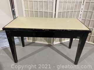 Shabby Chic Piano Bench