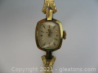 Vintage Ladies Omega Watch