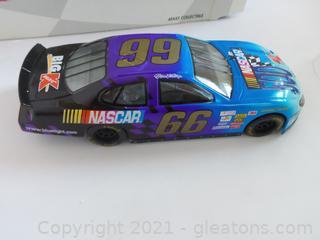 Nascar race car #99 in box