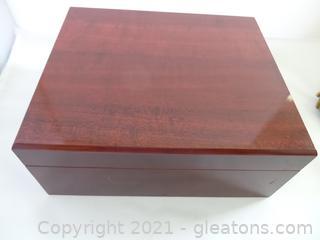 Solid Wood Humidor