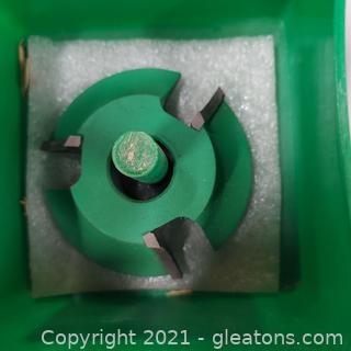 Woodworking Grizzly Industrial Shaper Cutter Bit #2061