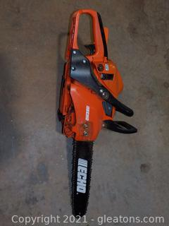 Echo Gas Powered Chain Saw Pre-Owned CS-310