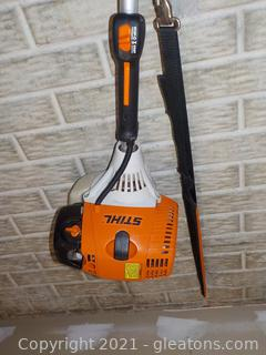 Stihl Gas-Powered Hedge Trimmer