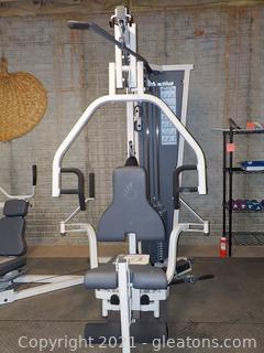 Nautilus NS-300 Weight Stack Multi Gym