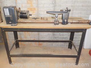 Sears Craftsman Wood Lathe