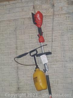 Milwaukee Fuel M18 Quik Lock Ion String