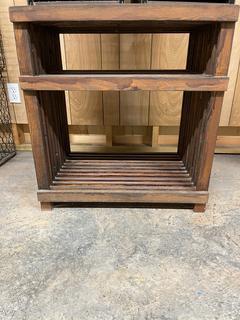 Custom Made Shelf/ Media Shelf