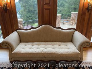 Beautiful Wesley Hall Sofa