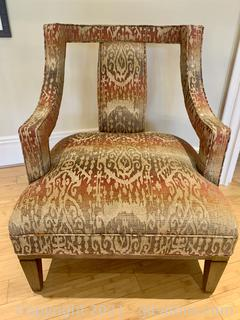 Charming Wesley Hall Modern Contemporary Arm Chair
