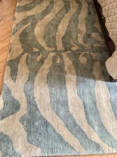 Momeni Serengeti Collection 100% Wool Fiber Rug