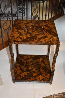 Perfect Patterned Side Table