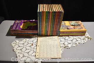 Golden Book Encyclopedia and Picture Atlas of the World