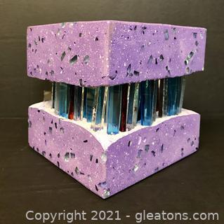 Michael Eddy Concrete Sculpture