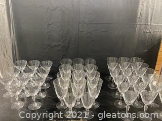 Fostoria Glasses