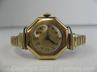 Ladies Vintage Manual Wrist Watch