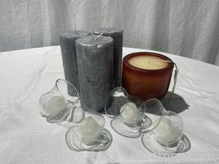 Set for Candle Lovers