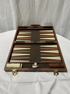 Vintage Backgammon Set