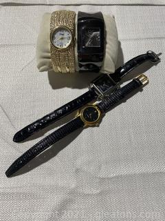 Set of Elegant Women's Watches
