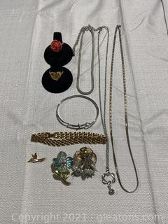 Big Set of Beautiful Jewelry