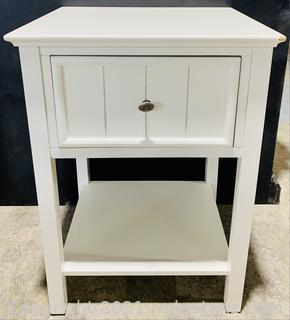 Shaker Style 2 Tier Side Table