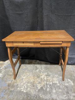 Adorable Small Antique Desk